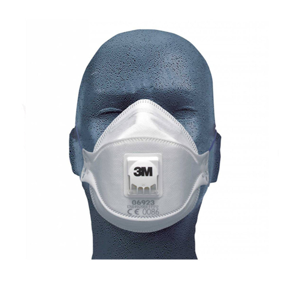 06923 Particulate Folding Respirator Single or 10 Pack (P2 Rated)