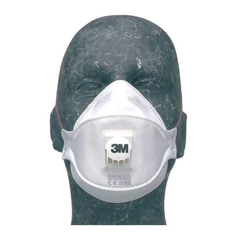 06933 Particulate Folding Respirator Single or 10 Pack (P3 Rated)