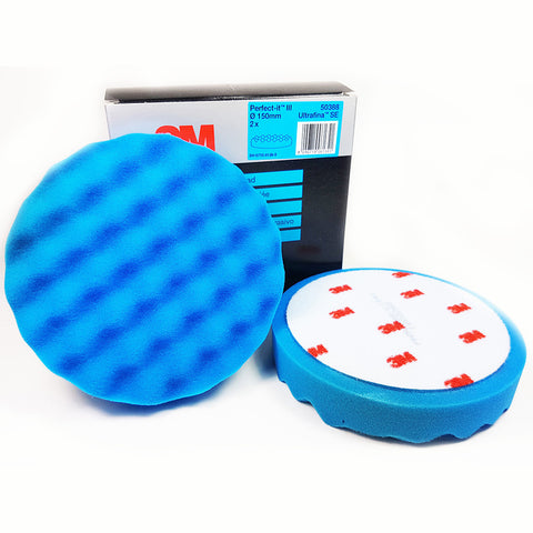 50388 PERFECT IT III Ultrafina SE High Gloss Polishing Pad 2Pack