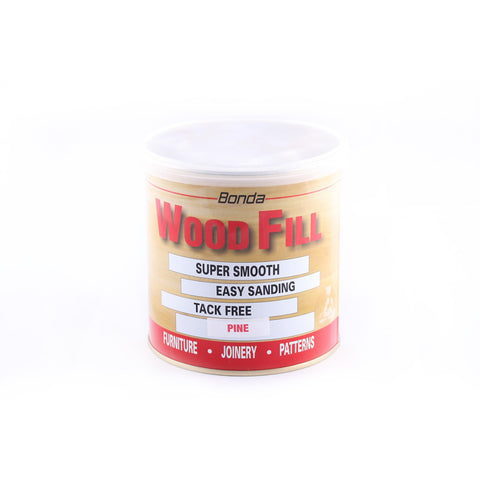 F001-F022 Super Soft Wood Filler, Colour & Size Variety