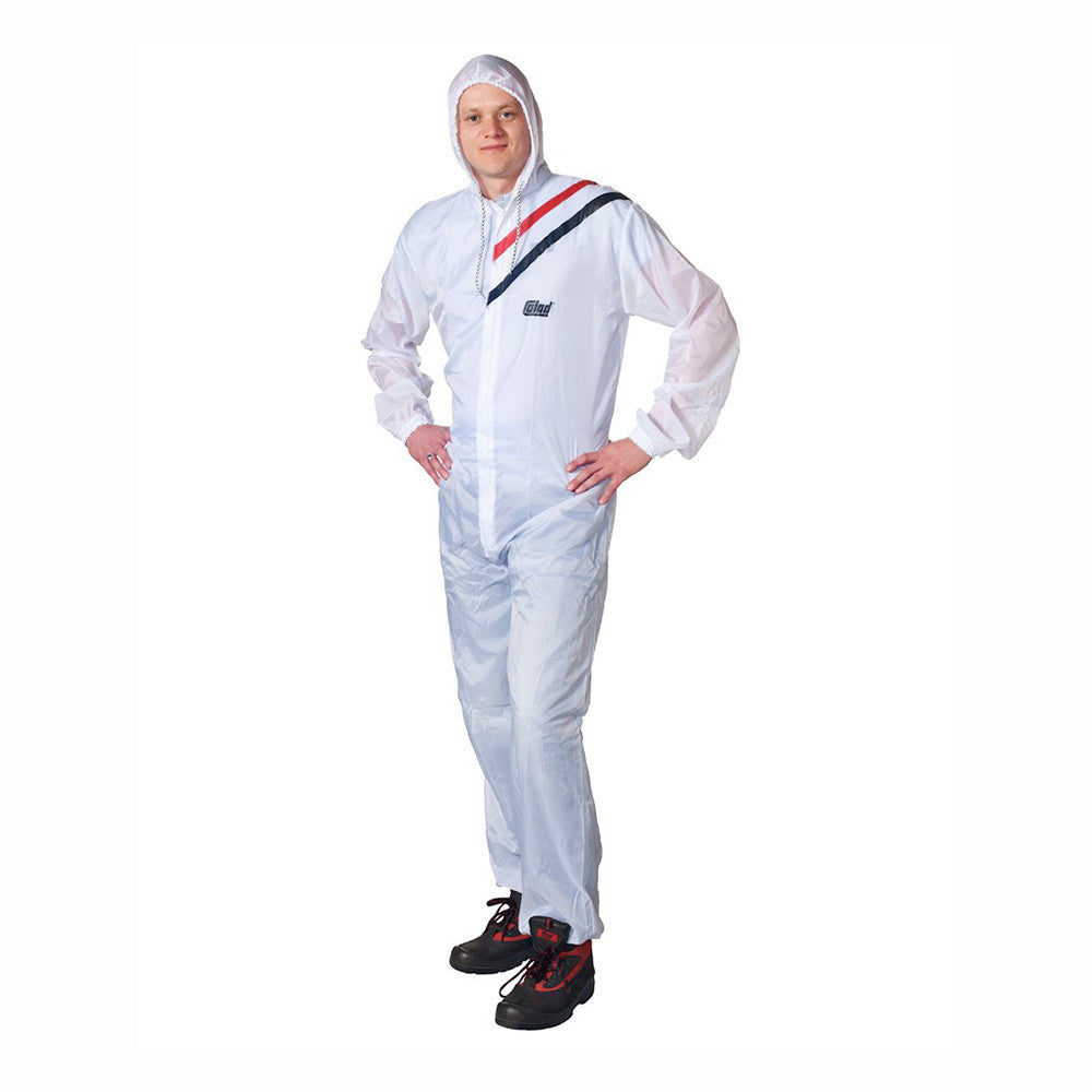 510048 - 510064 Nylon Lint Free Reusable spray Overalls