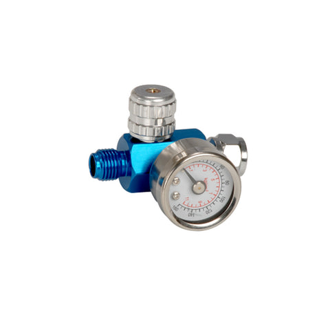 FMT3040 Extra Small & lightweight Air Regulator for Spray Guns, 1/4BSP Thread