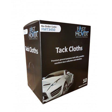 FMT3450 Tack Cloth, 1pc or Pack of 50 or 200