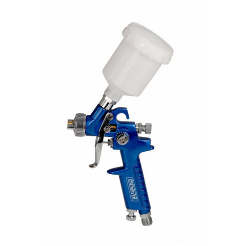 FMT3600/0.8, FMT36001.0 Mini HVLP Gravity Spray Gun 0.8mm/1.0mm, 125ml Pot