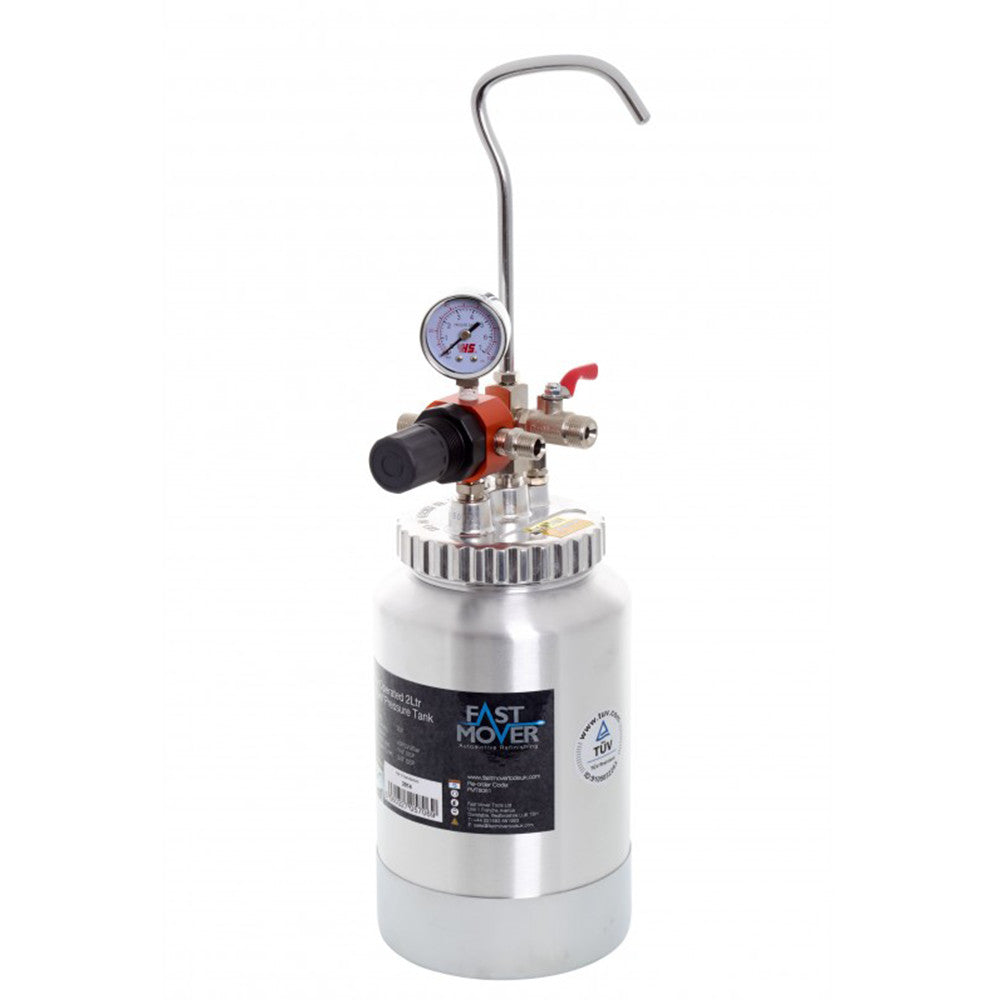 FMT6051 Paint Pressure Tank 2L, CE Approved