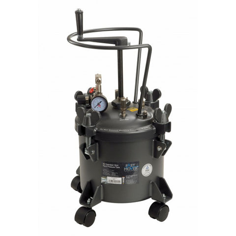 FMT6054 Manual Agitator Paint Pressure Tank 10 L, CE Approved