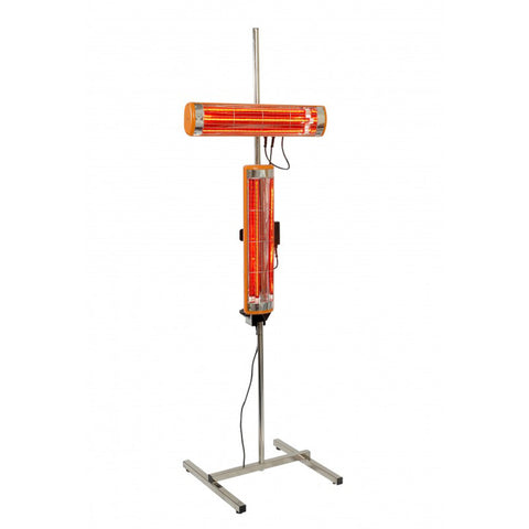 FMT6910 Infrared Paint Dryer With Stand & Timer 240V 2Kw