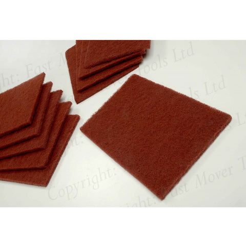 FMT9080 Abrasive Surface Conditioning Pad, 10pcs