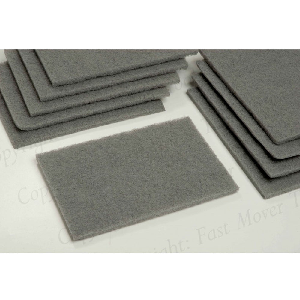 FMT9090 Ultra Fine Abrasive Surface Conditioning Pad, 10pcs