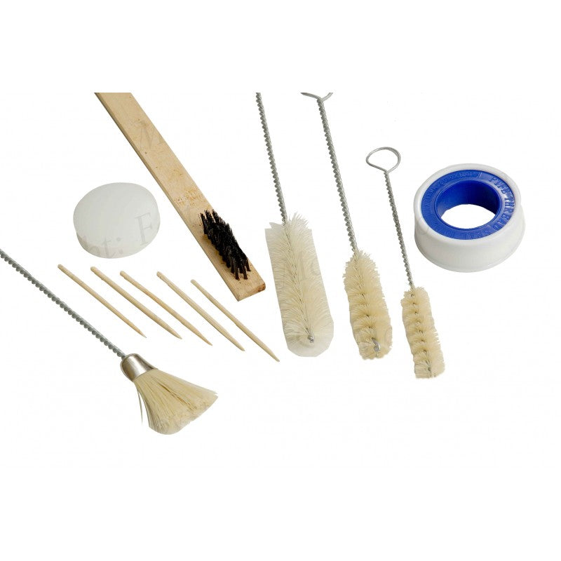 FMTSGC13 Spray Gun Cleaning Kit 13pc On Hanging Card