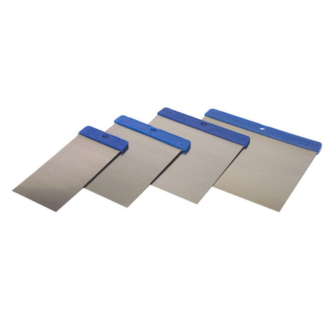 9100 Steel Filler Spreader Set Of 4