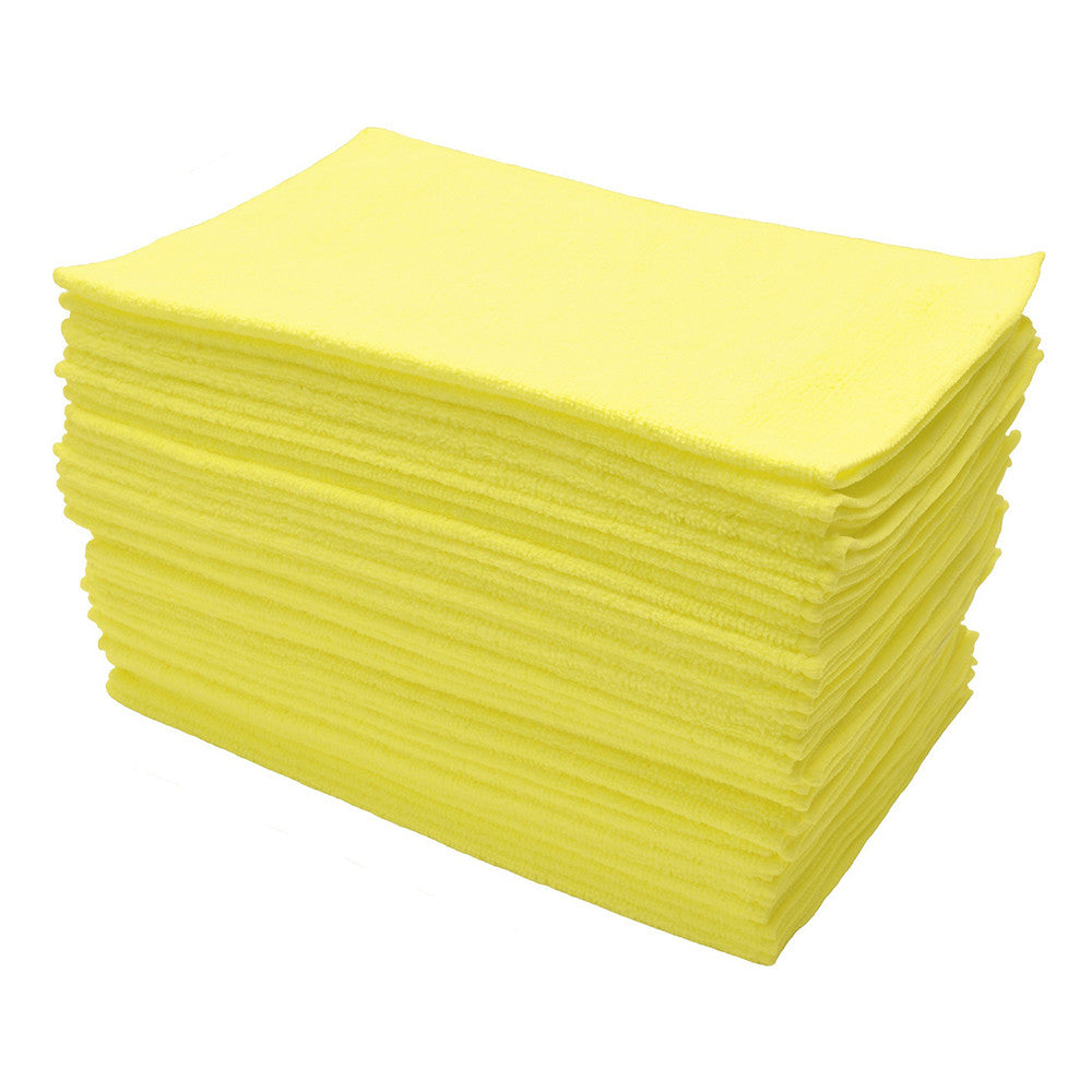 C001 Ultra Plush Microfibre Towels, 1pc or Pack of 36