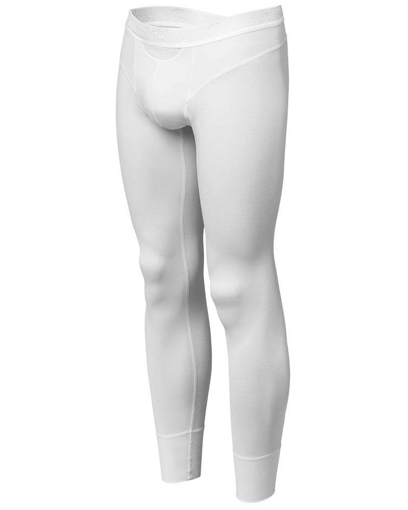 Sir George Long - Long Pants - White - Main