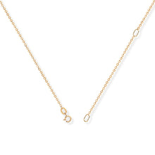 Load image into Gallery viewer, 9ct Gold Opalique Pendant & Chain
