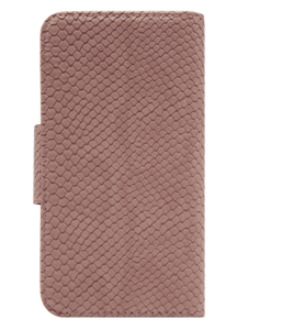 Marvelle Ash Pink Reptile Gun Metal - iPhone 6/6S/7/8
