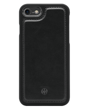 Marvelle Midnight Black Smooth Gun Metal | iPhone 6/6S/7/8