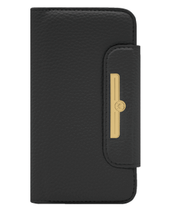 Marvelle Midnight Black Grainy Gold | iPhone 6/6S/7/8
