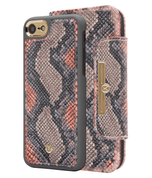 Marvelle Multicolor California Snake Gold | iPhone 6/6S/7/8