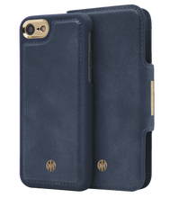 Marvelle Oxford Blue Smooth Gold | iPhone 6/6S/7/8