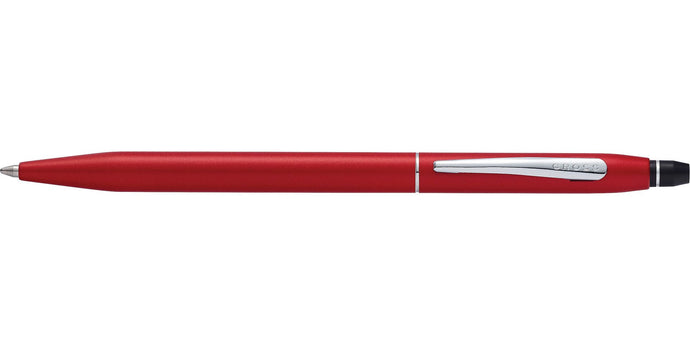 Cross Click Crimson Ballpoint Pen