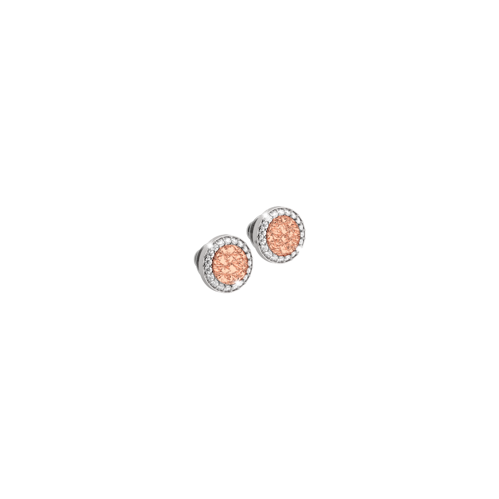 REBECCA R-Zero - CZ Stud Earrings
