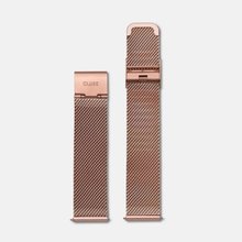 Load image into Gallery viewer, CLUSE 18mm Rose Mesh Watch Bracelet