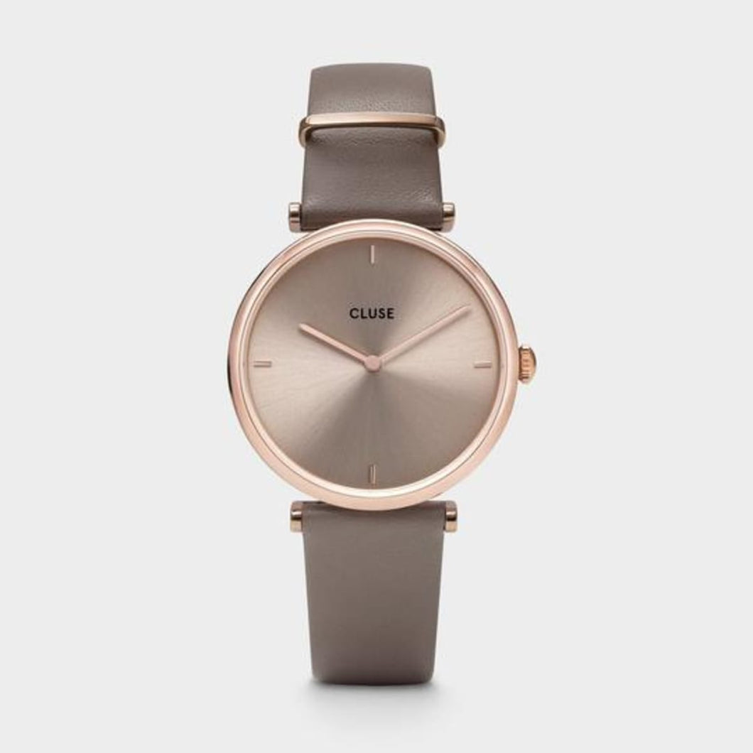 CLUSE Triomphe Rose Gold/Soft Taupe/Soft Taupe