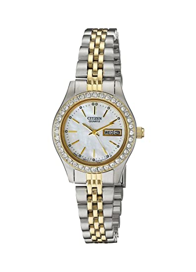 Citizen Two-Tone Ladies Watch