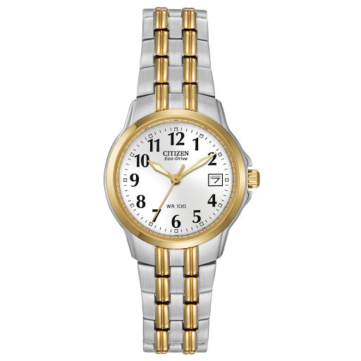 Citizen Two-Tone Ecodrive Ladies Watch