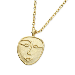SUNSHINE Picasso Necklace