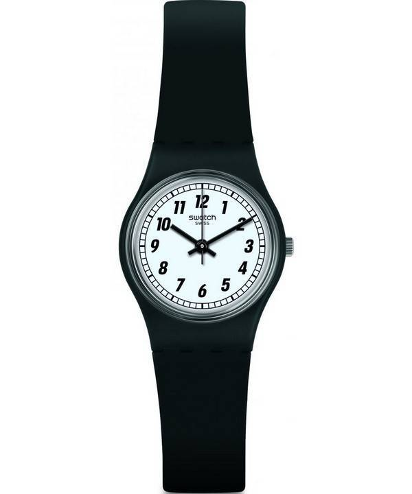 Swatch SOMETHING BLACK