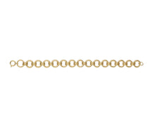 Load image into Gallery viewer, 9ct Gold Heavy Rio Bracelet