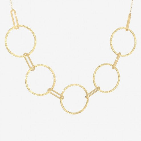 REBECCA Copenhagen FIve Circles Necklace