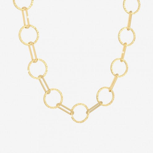 REBECCA Copenhagen Circles Necklace
