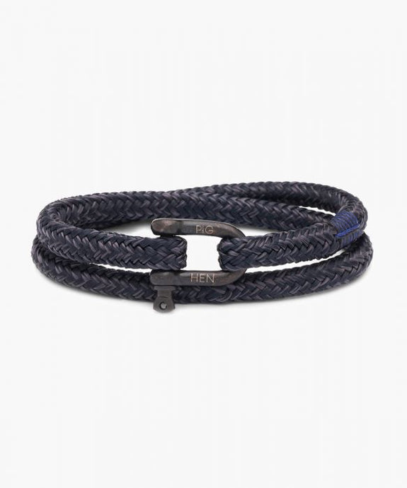 PIG & HEN Salty Steve Navy-Slate Gray | Black