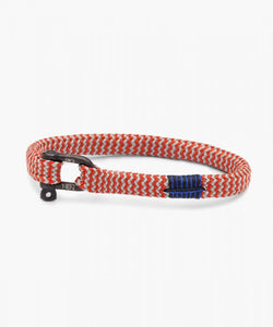 PIG & HEN Vicious Vik Coral Red- Light Gray | Black