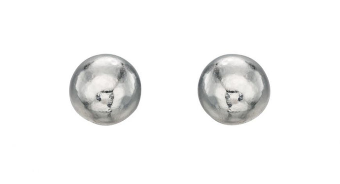 3mm Ball Stud Earrings