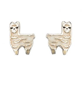Looking Llama Earrings