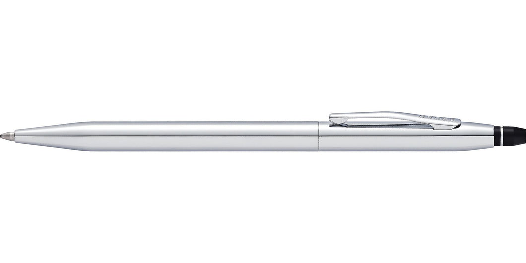 Cross Click Chrome Ballpoint Pen