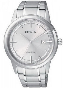 Citizen Silver Ecodrive Watch