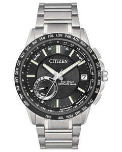 Citizen Satellite Wave World Time