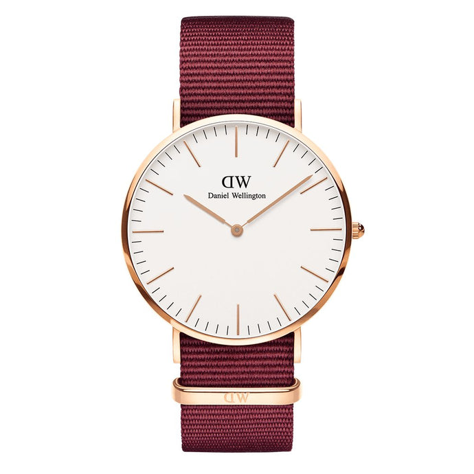 Daniel Wellington Classic 40mm Rose Roselyn