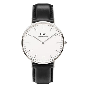 Daniel Wellington Classic 40mm Silver Sheffield