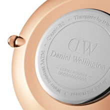 Load image into Gallery viewer, Daniel Wellington Petite Melrose 36mm Rose