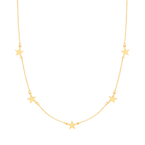 SUNSHINE Stars Necklace
