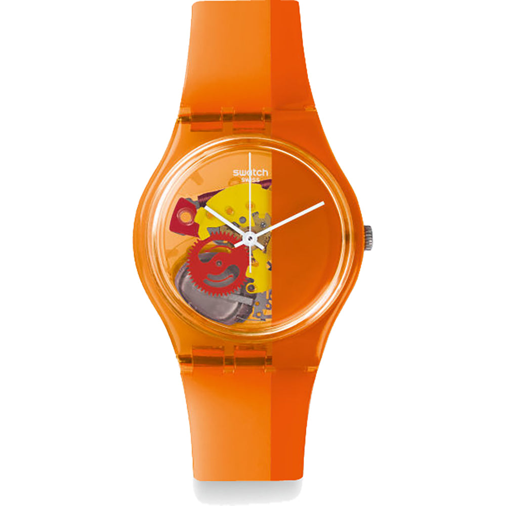Swatch BLOODY ORANGE