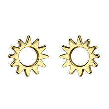 Load image into Gallery viewer, SUNSHINE Stud Earrings