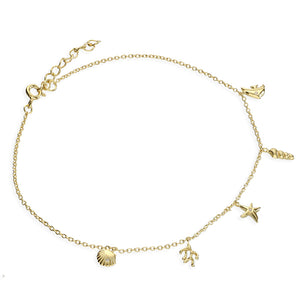 Sunshine Anklet - Under The Sea