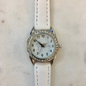 Holy Communion Watch with Sparkling Bezel