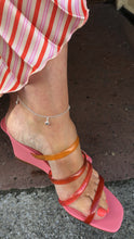 Load image into Gallery viewer, Sunshine Anklet - Three Stars